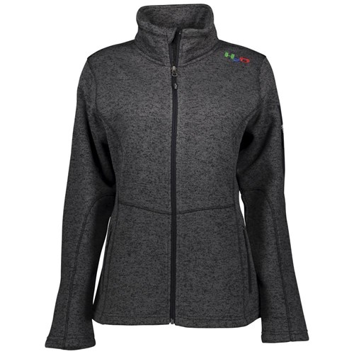 H2O fleece jakke dame