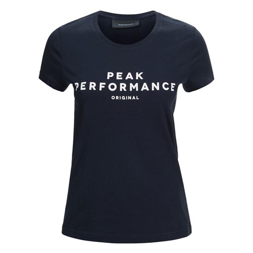 Peak Performance T shirt dame