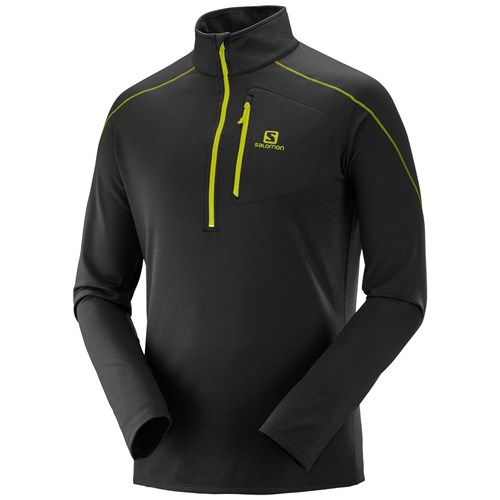 Salomon midlayer herre