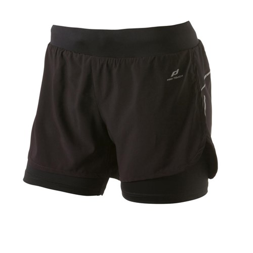 Pro Touch Rufina 2 i1 Shorts dame