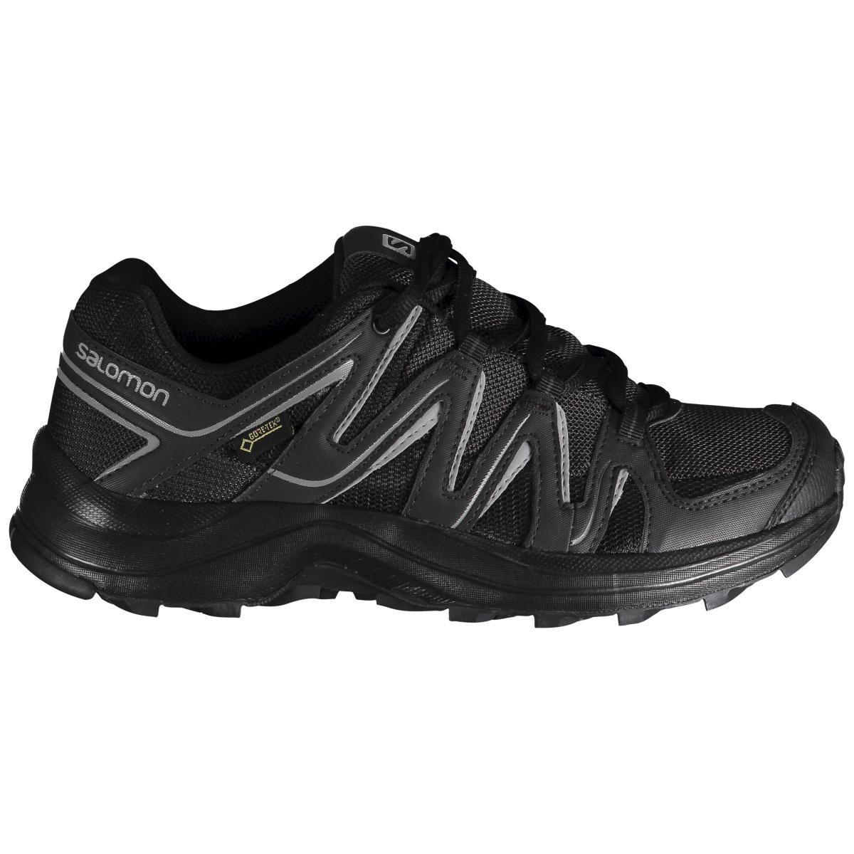 c74fa105 Køb Salomon shoes XA Thena GTX herre dame kvinde asphalt grå black ...